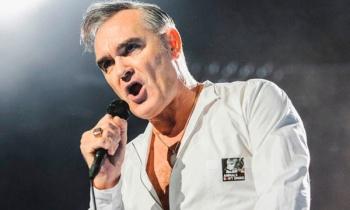 Morrissey y su nuevo sencillo 'It's Over'