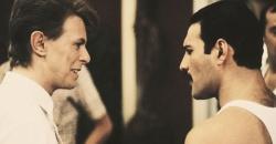 34 años de 'Under Pressure', himno de Freddie Mercury y David Bowie