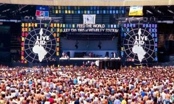 Live Aid '85 y el concierto en dos Continentes de Phil Collins