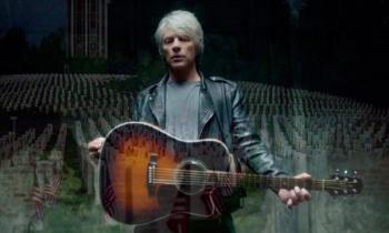 Bon Jovi estrenan su nuevo single 'Unbroken'