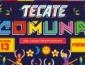 Caligaris se presentarán en Tecate Comuna 2018