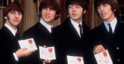 The Beatles, miembros del Imperio Británico