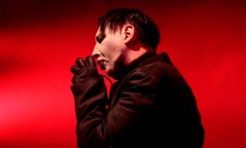Marilyn Manson presentó a su nuevo baterista