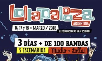 ¿Querés ir a Lollapalooza Argentina 2018?