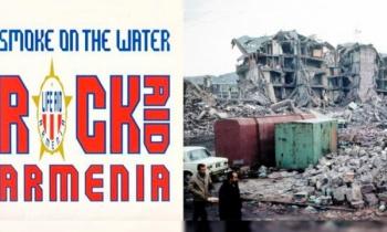 Tony Iommi e Ian Gillan celebrarán 30 años de Rock Aid Armenia
