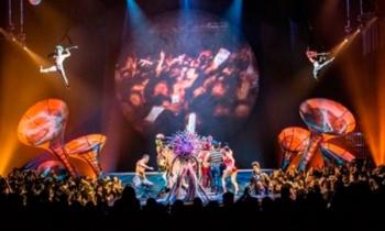 'Sép7imo Día', el show de Soda Stereo por el Cirque Du Soleil, se estrenó en Monterrey