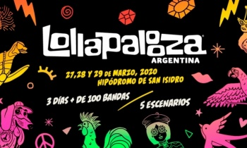 Lollapalooza Argentina 2020 confirma su grilla