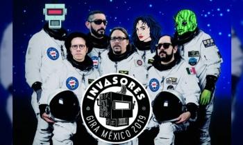 Niña presentan 'Invasores', su nuevo disco