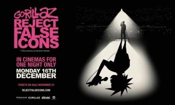 Gorillaz estrenarán su película 'Reject False Icons'