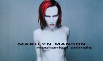Marilyn Manson, a 20 años de 'Mechanical Animals'