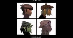 Gorillaz, a 16 años del disco 'Demon Days'