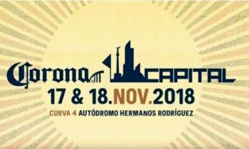 Cobertura Corona Capital 2018