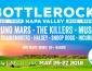 Muse y The Killers encabezarán Bottlerock Festival 2018