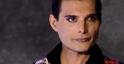 Freddie Mercury en su aniversario luctuoso