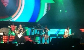 Guns N' Roses y su gran regreso a México