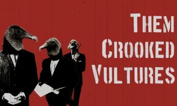 Them Crooked Vultures, la última gran súper banda