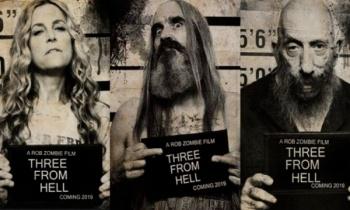 Rob Zombie lanza primer tráiler de su nueva película '3 From Hell'