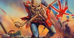 'The Trooper', de Iron Maiden, cumple 36 años