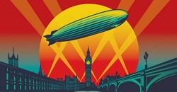 Led Zeppelin, a cuatro años de estrenar su último show