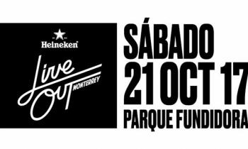 Phoenix, Interpol, The XX y Paramore encabezarán Heineken Live Out 2017